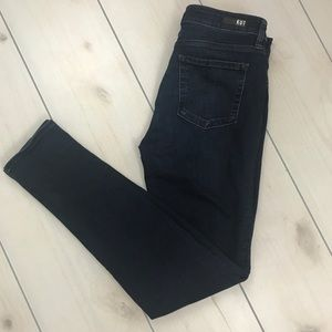 Kut from the Kloth Dark Diana Skinny Jeans 8